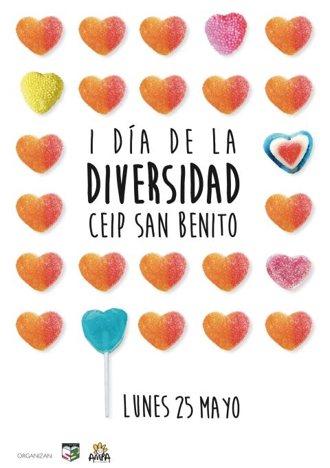Cartel Día de la Diversidad